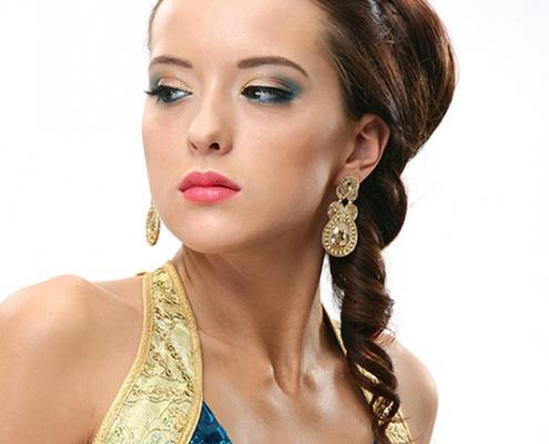 modelka Roksana Oraniec - sesja Ostrowiec Świetokrzyski