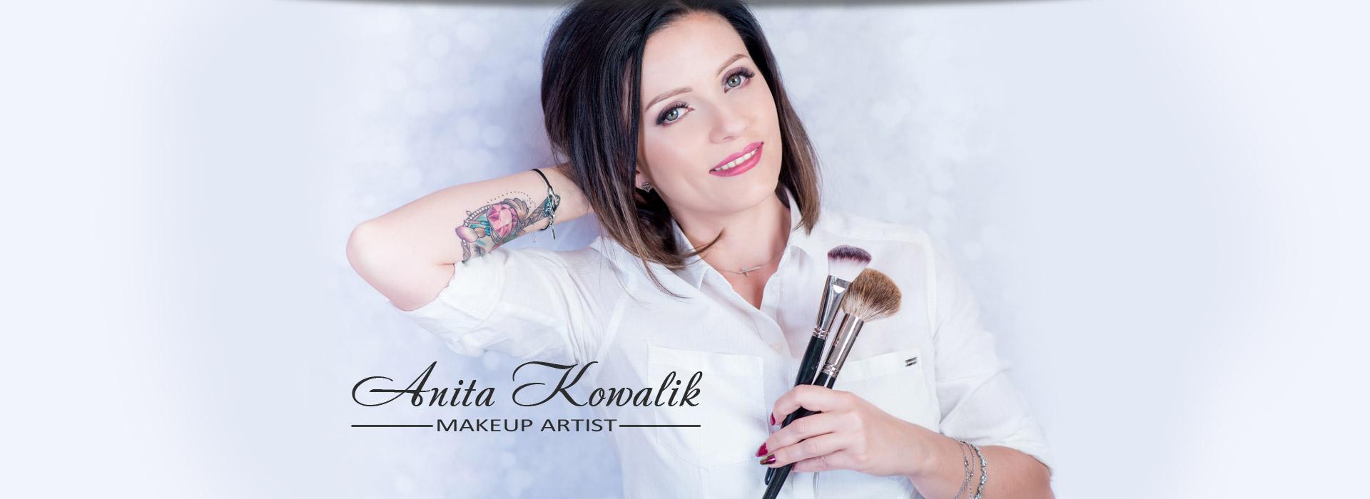 Anita Kowalik wizażystka Kocie OKO makijaże Ostrowiec Świętokrzyski