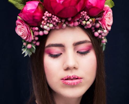 nowoczesny makijaż jedyny taki w Ostrowcu