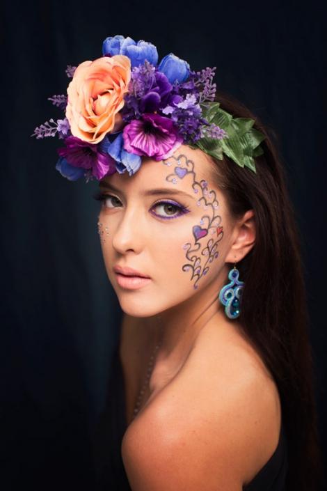wizaż Roksana modelka Ostrowiec