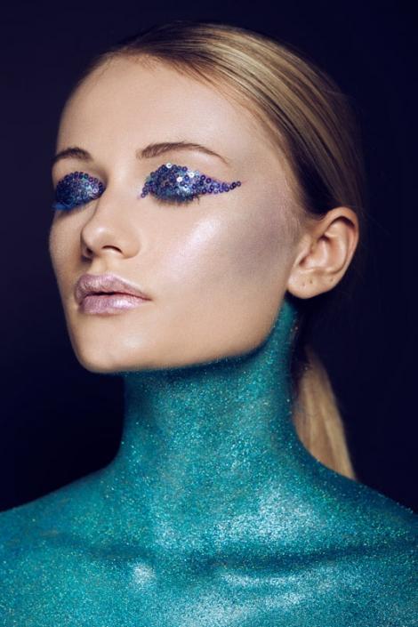 makijaż sesyjny